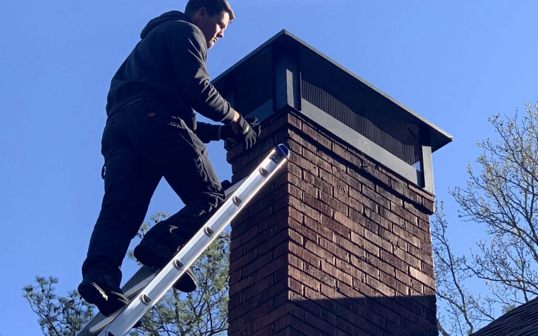 5 Reasons Spring is the Best Time to Get Your Chimney Inspected by Southern Chimneys.